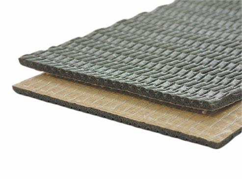 Ondervloer Voor Tapijt : Ondervloer voordelig een ondervloer voor onder laminaat parket